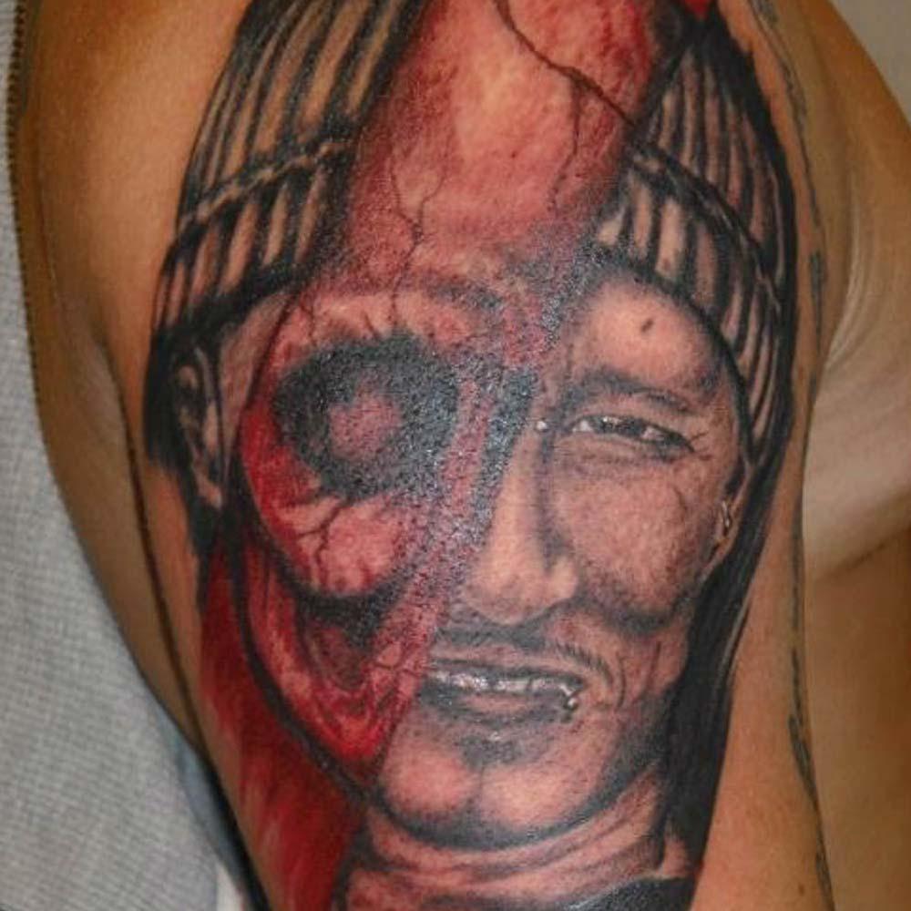 Mendoza Ink - Eye of an Indian