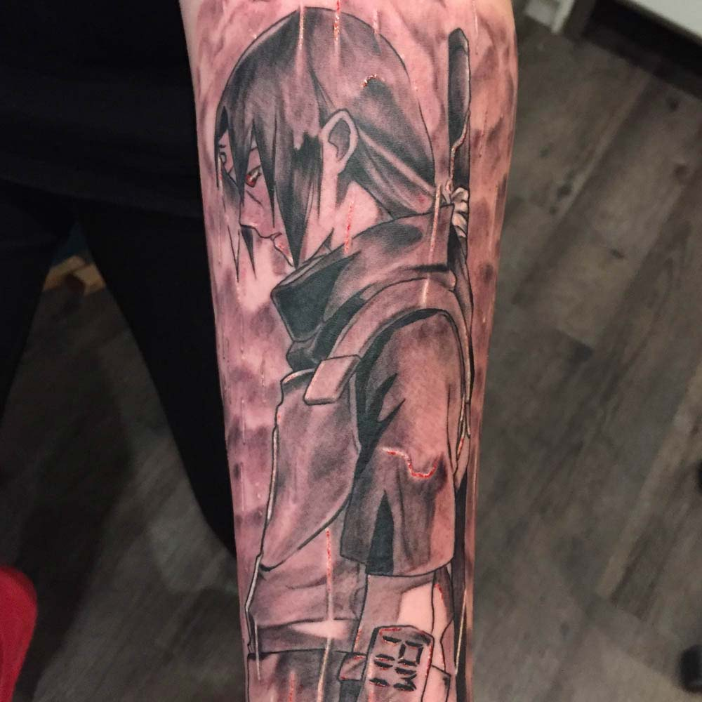 Mendoza Ink - Fighter