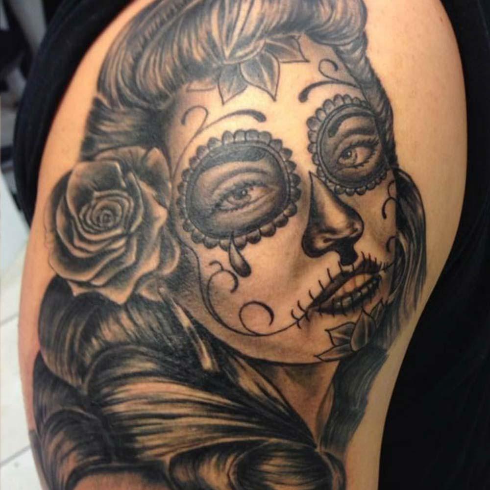 Mendoza Ink - Lady Doll 2