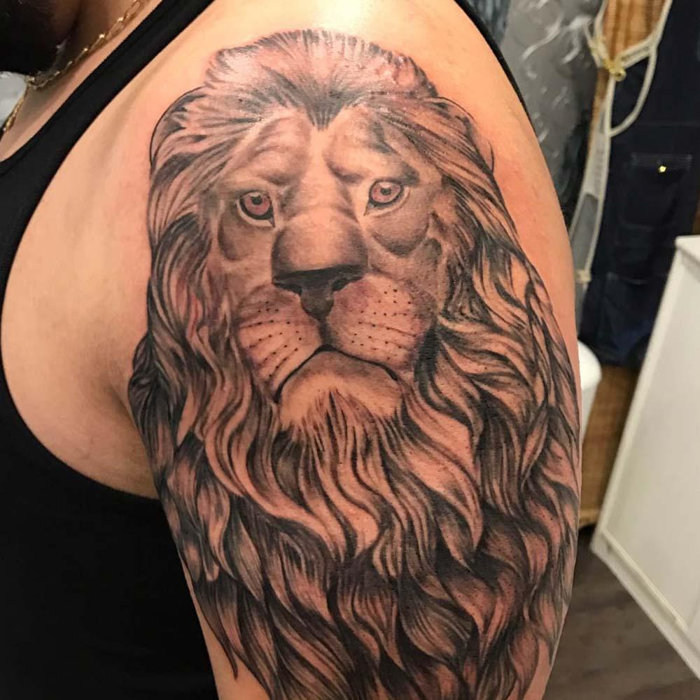 Mendoza Ink - Löwe