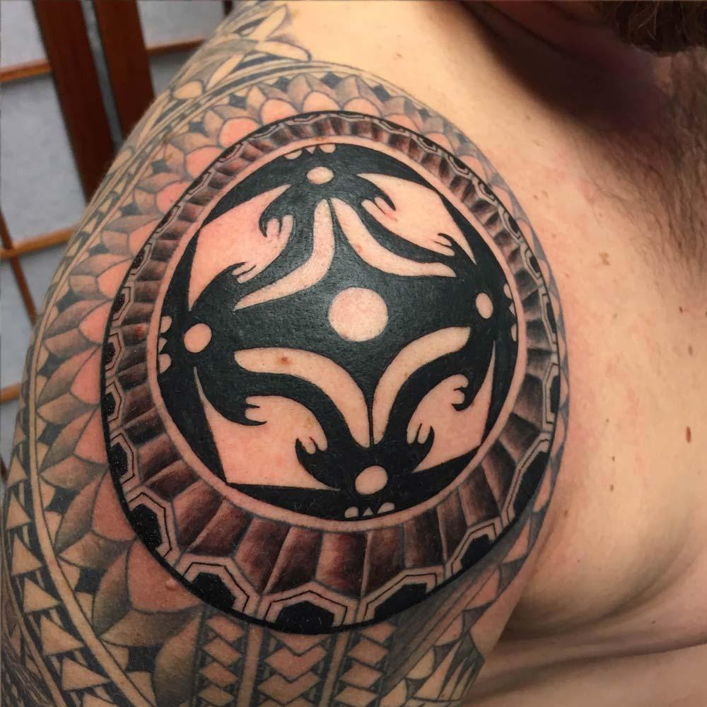 Mendoza Ink - Mystic Pattern