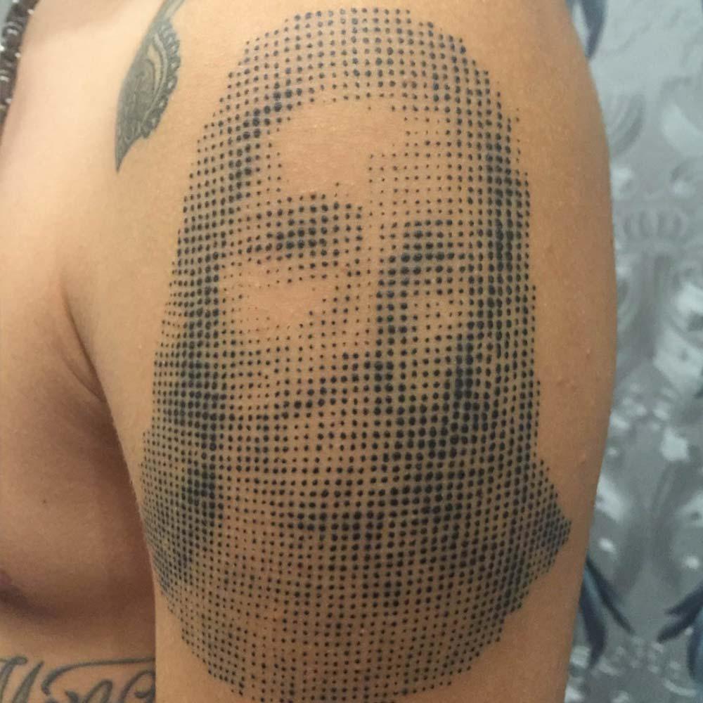 Mendoza Ink - Son of God
